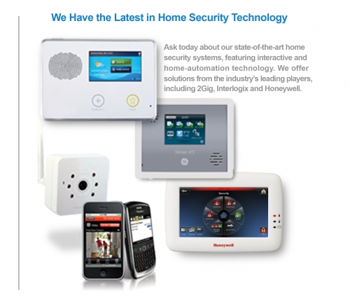 Monitronics Home Security Monitoring System Solutions